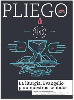 portada Pliego LIturgia evangelio para los sentidos 3070 febrero 2018