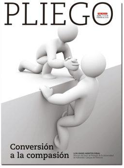 portada Pliego Compasión y conversión 3071 febrero 2018