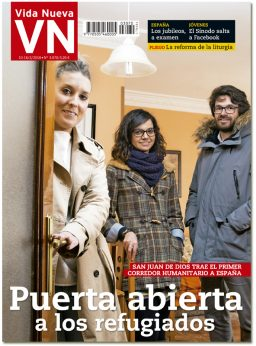 portada Vida Nueva San Juan de Dios habilita corredor humanitario en España 3070 febrero 2018