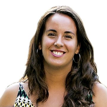 Raquel Lara, secretaria de la JOC