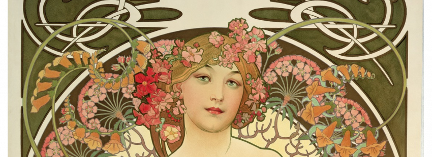 Exposición de Alphonse Mucha en Madrid