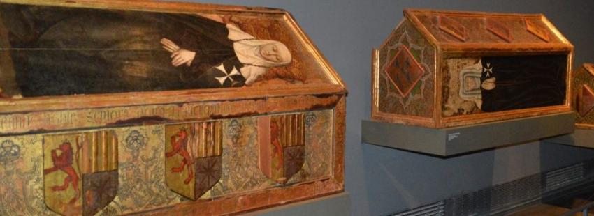 Los bienes de sijena vuelven a exponerse en Aragón