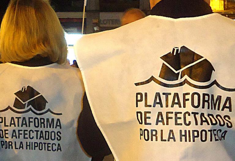 caritas critica las politicas antidesahucio del gobierno español