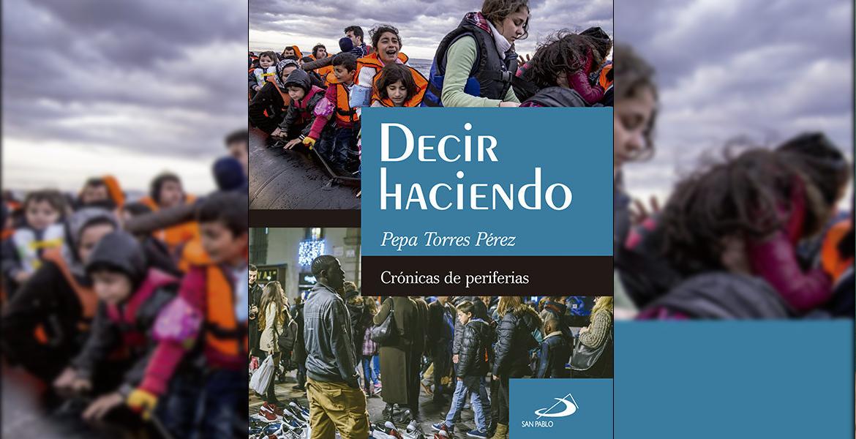 La Teóloga Pepa Torres presenta el libro Decir Haciendo