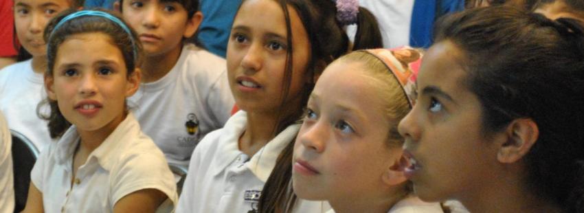 la delegación de juventud de la diocesis de cartagena organiza encuentros para adolescentes