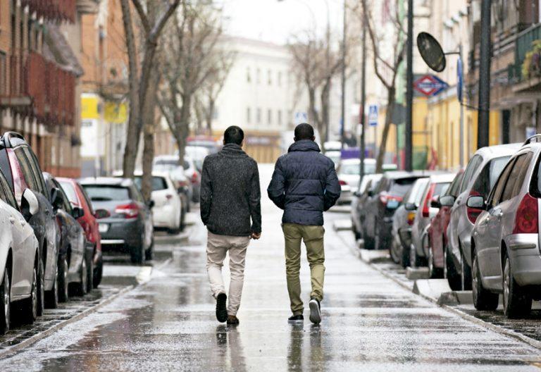 menores migrantes no acompañados MENA en Getafe