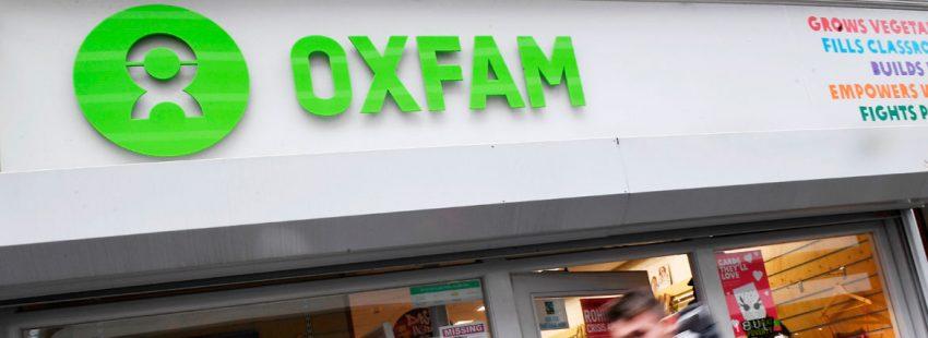 Intermón Oxfam vive un momento de crisis ante la denuncia de que algunos de sus miembros utilizaron dinero de los donantes para contratar servicios sexuales en Haití