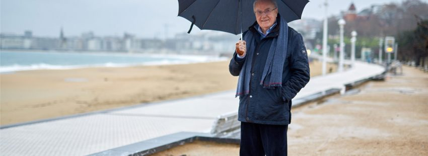 José Antonio Pagola, en San Sebastián febrero 2018