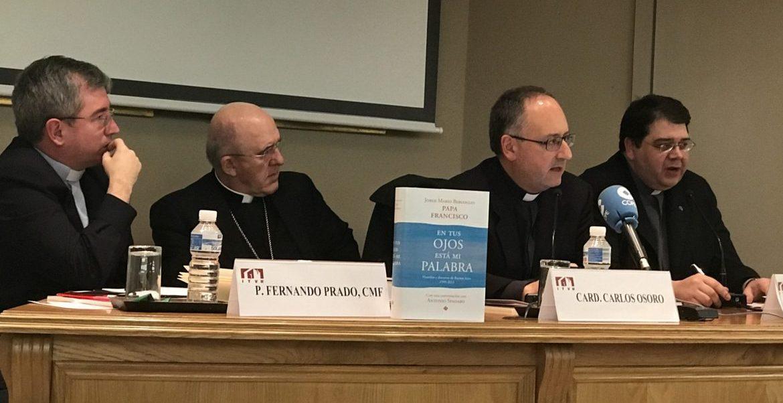 """Spadaro: """"Francisco es el albañil de la reforma de la Iglesia"""""""