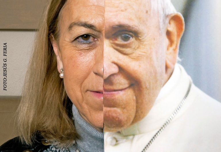 Marga Calderón, divorciada Madrid