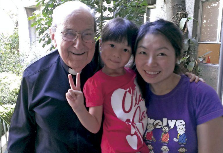 Andrés Díaz de Rábago, último sacerdote extranjero ordenado en China