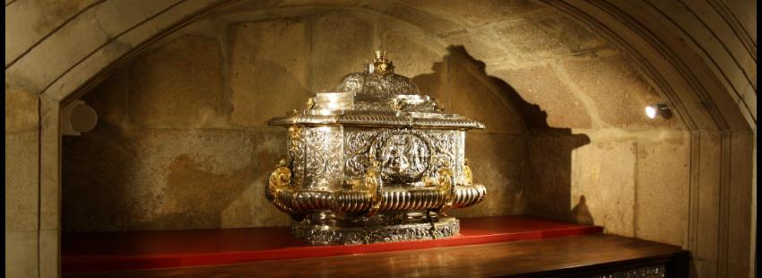 Vuelven las reliquias de los Santos Justo y Pastor a Alcalá de Henares