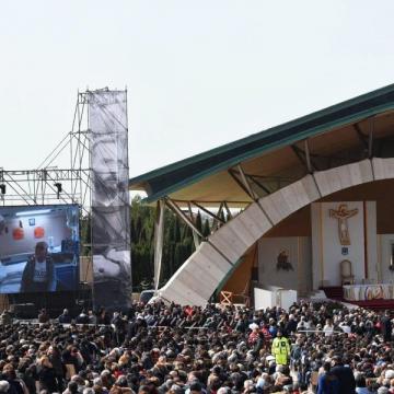 La homilía de Francisco en San Giovanni Rotondo