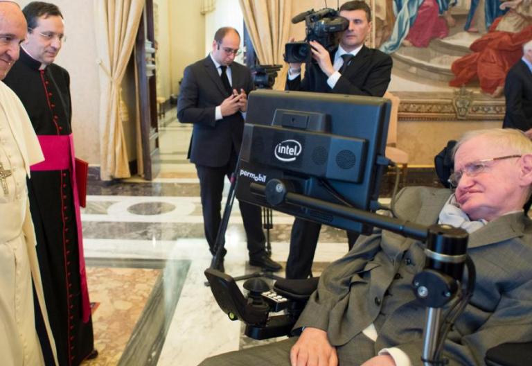 Sánchez Sorondo habla sobre Stephen Hawking tras su muerte
