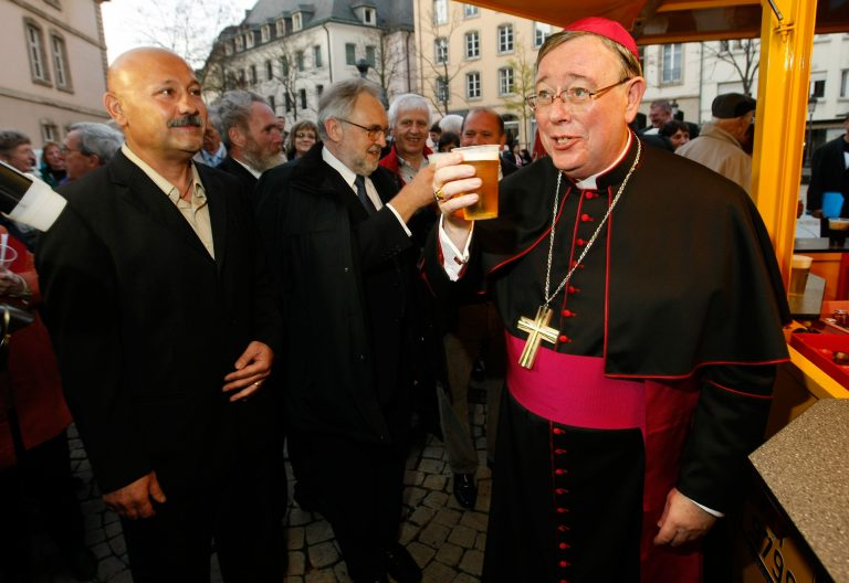 Jean-Claude Hollerich, arzobispo de Luxemburgo y presidente de la COMECE