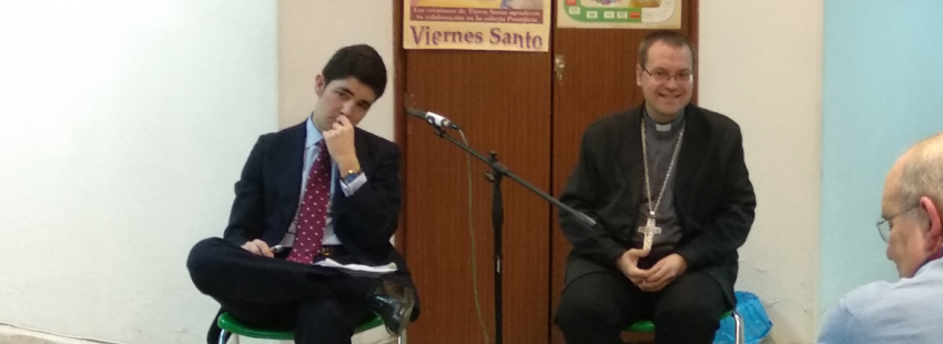 Jesús vidal dialoga sobre los jóvenes y el sínodo