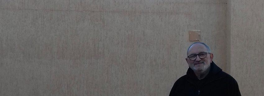 José Luis Navarro, presidente de DIM Diálogo Interreligioso Monástico