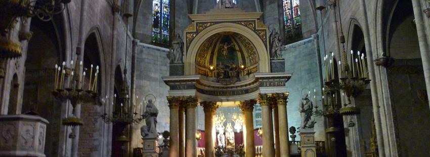jornadas sobre templos de cataluña Just i Pastor