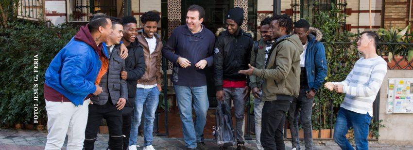 La Merced Migraciones Madrid inmigrantes