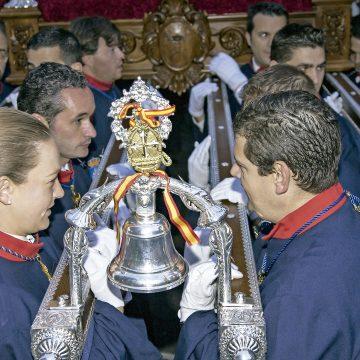 Las mujeres toman el relevo en el mundo cofrade Semana Santa