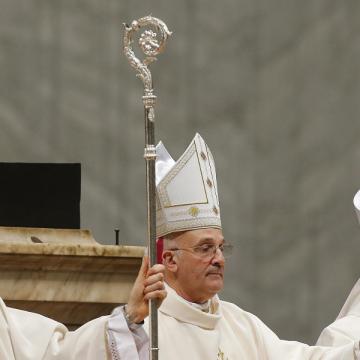 Ordenación episcopal en San Pedro