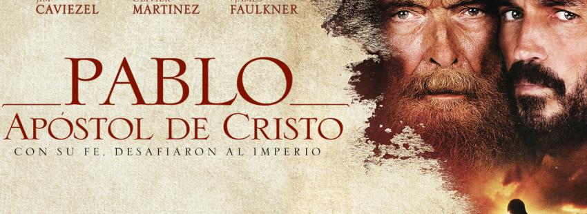 el 23 de marzo se estrena la película Pablo el apóstol de Cristo