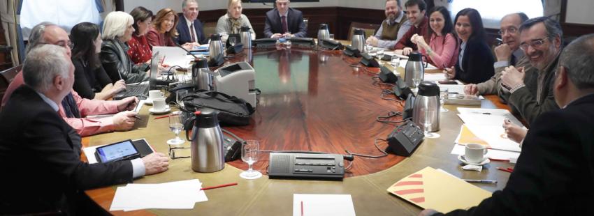 Escuelas Católicas critica que el PSOE se marche de las reuniones del Pacto Educativo