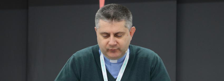 Rossano Sala, SDB, secretario de la asamblea del sínodo de los obispos