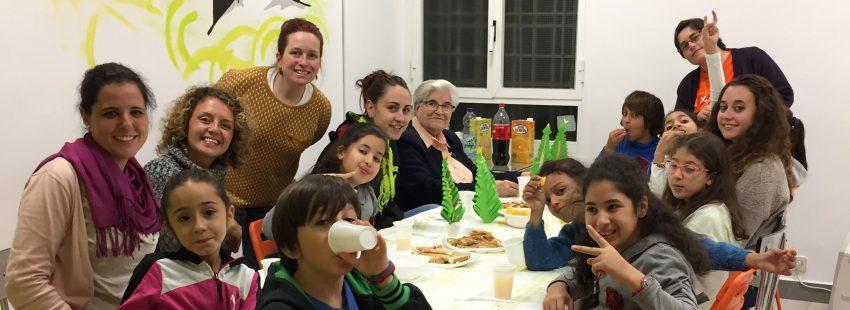 Valponasca, proyecto de las Salesianas con jóvenes y niños migrantes