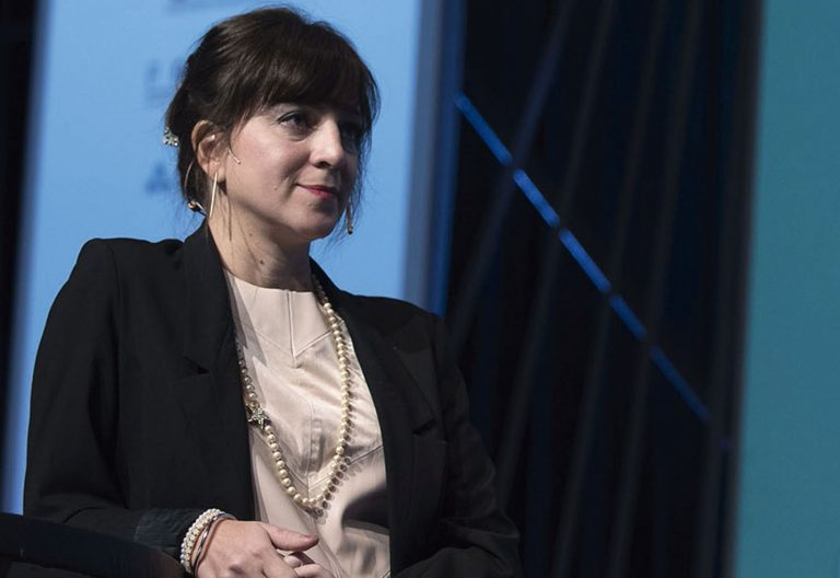 Mercedes D'Alesandro una referencia en el feminismo argentina economista
