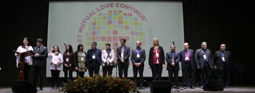 Bogota Fue Sede Del Foro Cristiano Mundial FCM Que En Su Tercera Edicion Conto Con Representantes De Diversas Tradiciones Como Anglicana Catolica