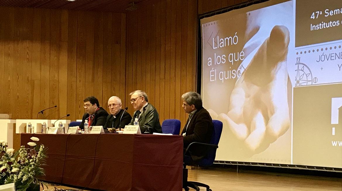 Severiano Blanco, ponente de la 47ª Semana Nacional para Institutos de Vida Consagrada