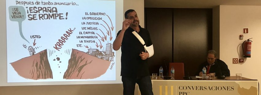 Juan María González Anleo, sociólogo experto en juventud III Conversaciones PPC