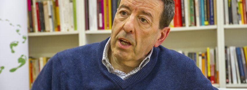 Josep Masabeu, presidente de Braval