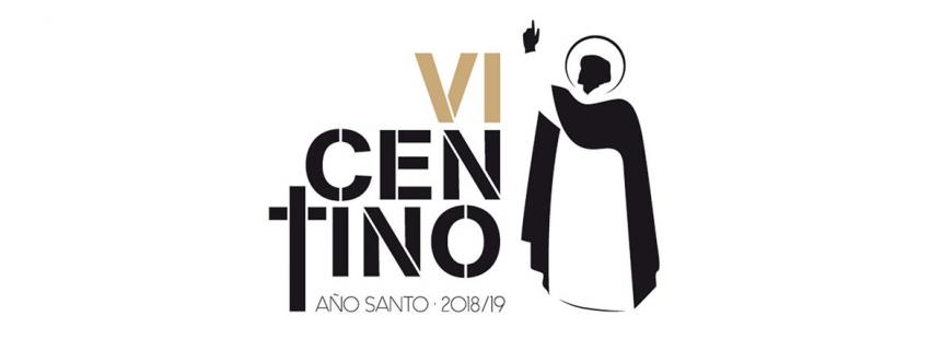 Inicio del año santo vicentino en Valencia por San Vicente Ferrer