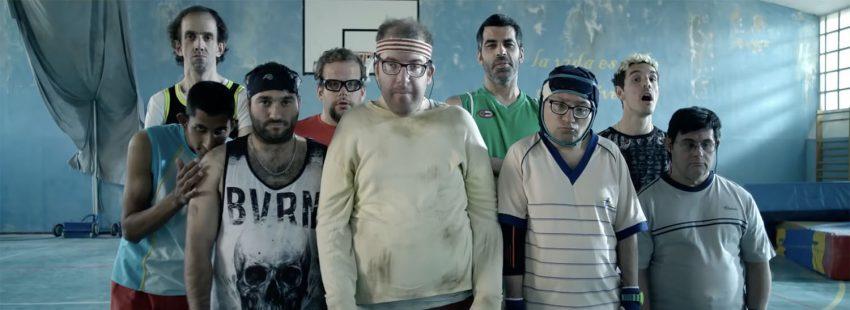 Fotograma de la película 'Campeones'