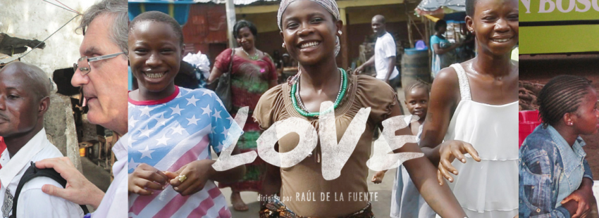 Misiones salesianas presenta el documental Love