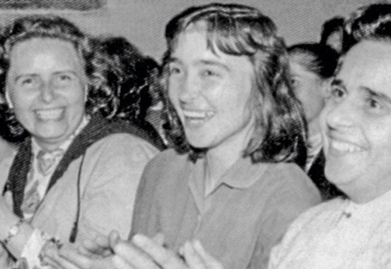 Chiara Lubich inició el movimiento focolar