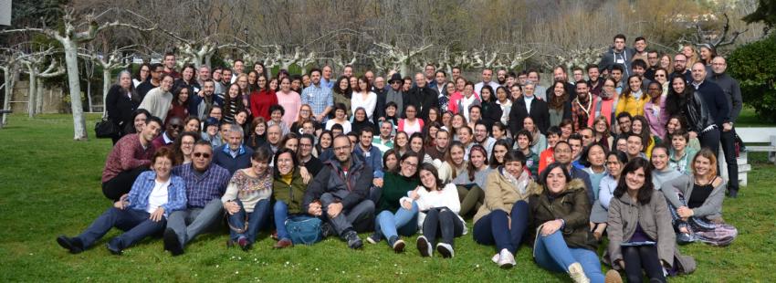Más de 150 jóvenes se juntan en el Escorial para hablar de su ser misionero gracias a OMP
