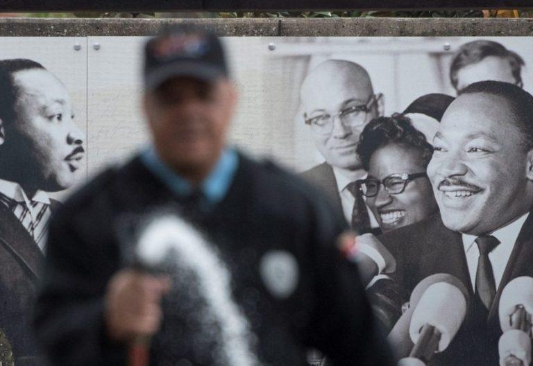 Imagen del parque nacional Martin Luther King de Atlanta/EFE