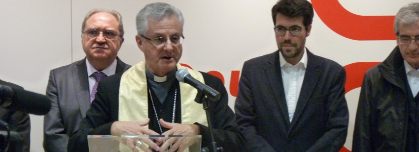 Joan Enric Vives, obispo de Urgell y coprincipe de Andorra