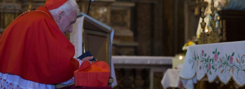 El cardenal de Albania Ernest Simoni exorcismos/ CNA