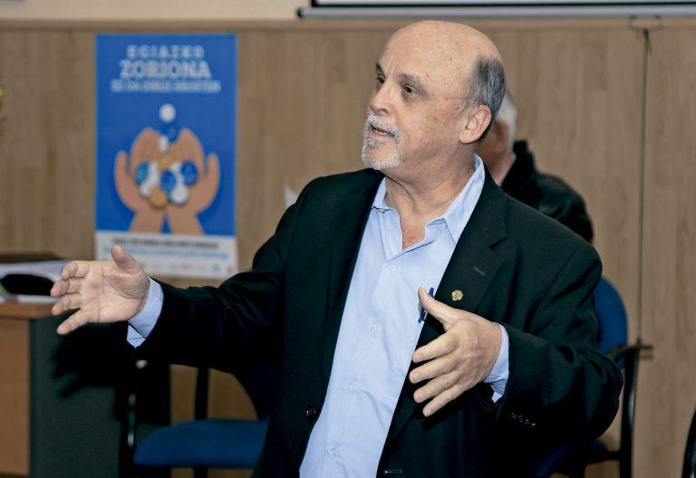 Robert Schieler, superior general de los Hermanos de La Salle