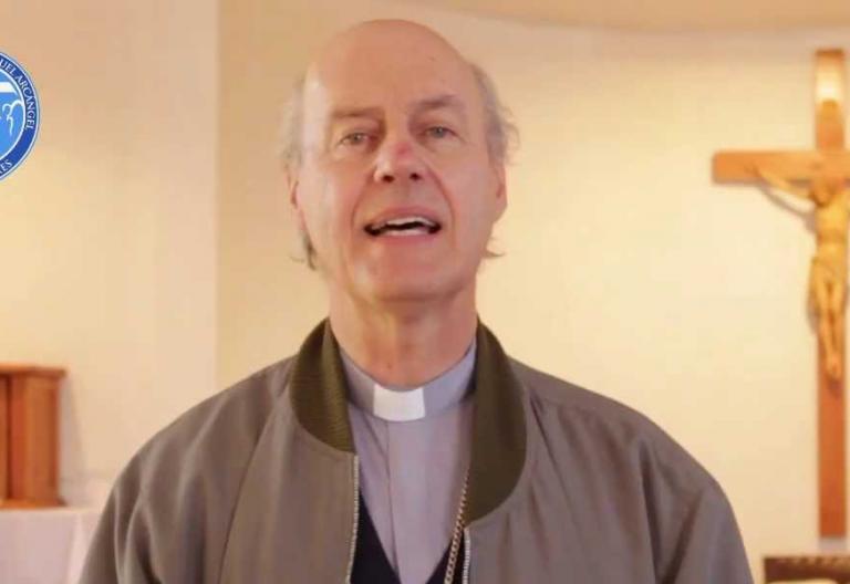 Tomislav Koljatic, obispo de Linares, Chile