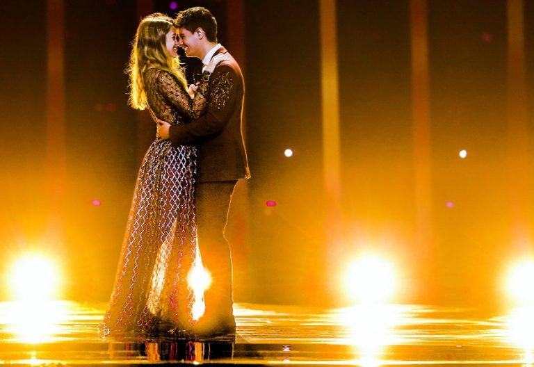 Alfred y Amaia, Eurovisión 2018