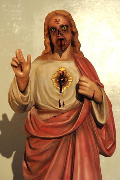 Sagrado Corazón de los Chapman, para el blog de Fernando Vidal. Es horrible