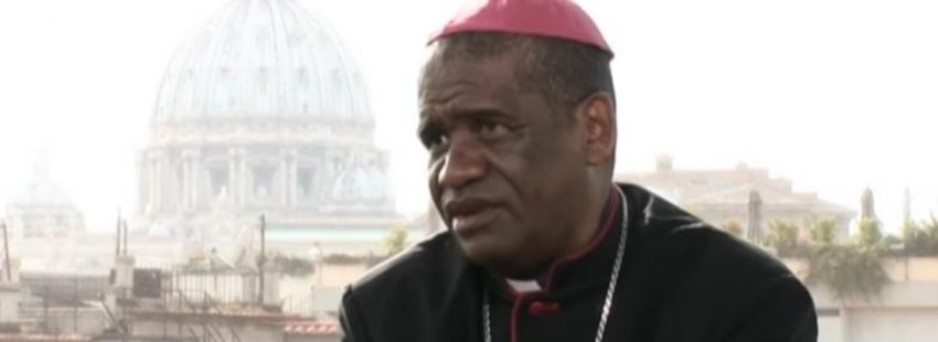 Désiré Tsarahazana obispo de Madagascar, nuevo cardenal