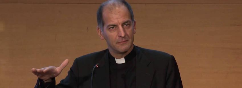 El presidente de OMP Gianpietro Dal Toso