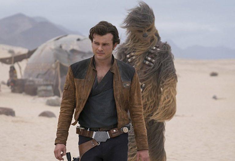 Fotograma de 'Han Solo'