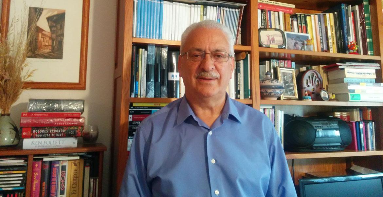 Manuel Crespo, autor de 'Isidro Labrador'